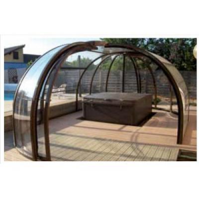 petite annonce rhone alpes allonzier la caille maison deco autres abri pour spa sunny 2. Black Bedroom Furniture Sets. Home Design Ideas